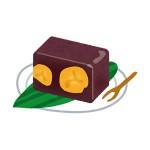 【京都に夏を告げる「大極殿本舗 栖園」の、のれんと琥珀流し】京都求人.comお役立ち情報 イメージ